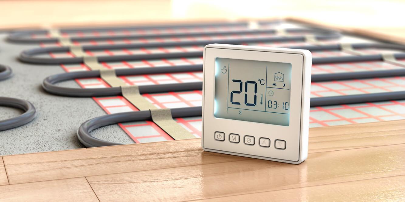 Gulvvarme termostat